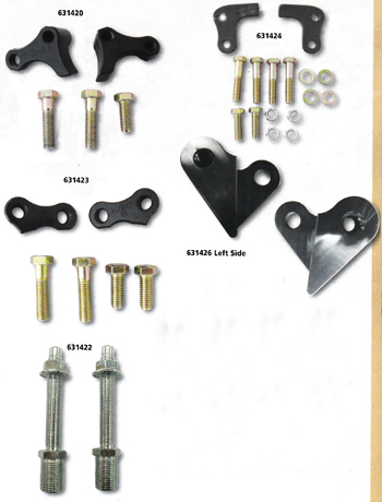 Lowering kit